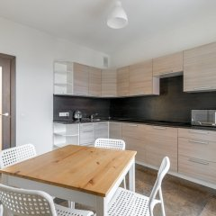 Апартаменты Apartment 347 on Mitinskaya 28 bldg 3 Москва в номере