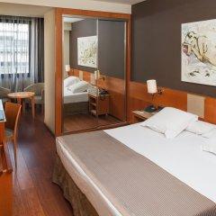 Отель Catalona Plaza Cataluña Испания, Барселона - 1 отзыв об отеле, цены и фото номеров - забронировать отель Catalona Plaza Cataluña онлайн комната для гостей фото 5