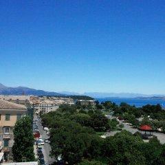 Отель Cavalieri Hotel Греция, Корфу - 1 отзыв об отеле, цены и фото номеров - забронировать отель Cavalieri Hotel онлайн балкон