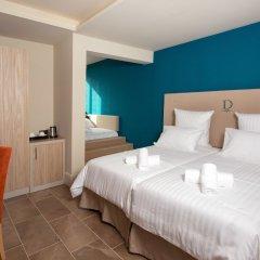 Отель Ddream Hotel Мальта, Сан Джулианс - отзывы, цены и фото номеров - забронировать отель Ddream Hotel онлайн комната для гостей фото 6