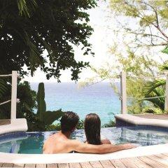 Отель Couples Sans Souci All Inclusive бассейн