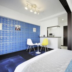 Отель Residence Hakata 4 Хаката комната для гостей фото 3