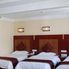 Отель Super 8 Wuyuan Qian Shui Wan - Wuyuan комната для гостей фото 4