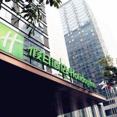 Отель Holiday Inn Chengdu Oriental Plaza балкон