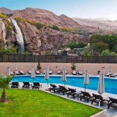 Отель Ma'In Hot Springs Иордания, Ма-Ин - отзывы, цены и фото номеров - забронировать отель Ma'In Hot Springs онлайн бассейн фото 2