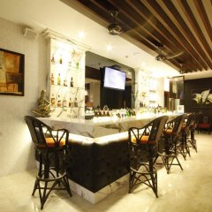 Hemingways Silk Hotel гостиничный бар