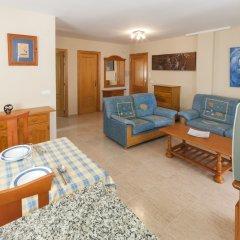 Отель EUFORIA Испания, Пляж Мирамар - отзывы, цены и фото номеров - забронировать отель EUFORIA онлайн комната для гостей фото 4