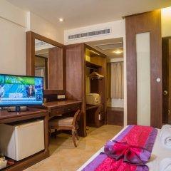 Отель Samui Sense Beach Resort удобства в номере