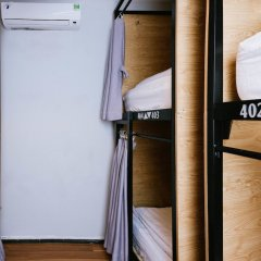 Bedgasm Hostel удобства в номере