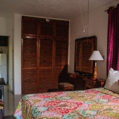 Отель Firefly Beach Cottages комната для гостей