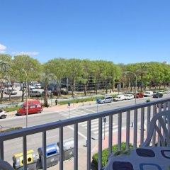 Отель Apartamentos Apolo VII - Costa Calpe балкон