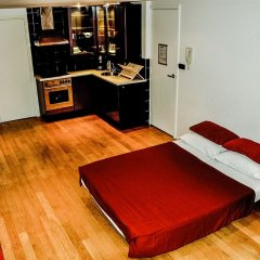 Апартаменты Red Light Studio Амстердам в номере