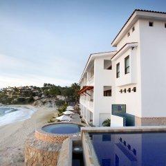 Отель Cabo Surf Hotel & Spa Мексика, Сан-Хосе-дель-Кабо - отзывы, цены и фото номеров - забронировать отель Cabo Surf Hotel & Spa онлайн пляж фото 2