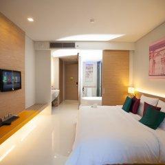 Отель The Kee Resort & Spa 4* Стандартный номер с различными типами кроватей фото 7
