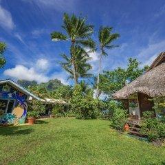 Отель Bora Bora Bungalove Французская Полинезия, Бора-Бора - отзывы, цены и фото номеров - забронировать отель Bora Bora Bungalove онлайн фото 12