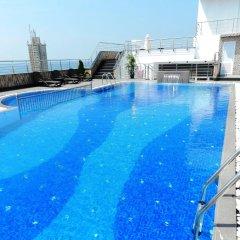 Отель Pearl City Hotel Шри-Ланка, Коломбо - отзывы, цены и фото номеров - забронировать отель Pearl City Hotel онлайн бассейн