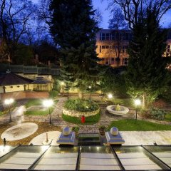 Hotel Schwaiger Прага бассейн