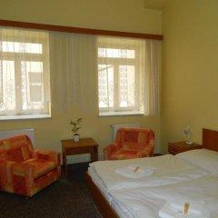 Отель Hvezda Чехия, Хеб - отзывы, цены и фото номеров - забронировать отель Hvezda онлайн комната для гостей фото 2