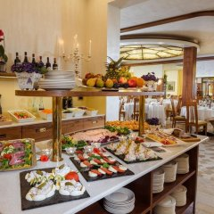 Отель Atlantic Terme Natural Spa & Hotel Италия, Абано-Терме - отзывы, цены и фото номеров - забронировать отель Atlantic Terme Natural Spa & Hotel онлайн питание