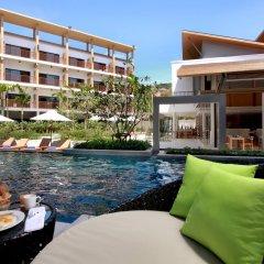 Отель Deevana Plaza Krabi бассейн фото 3