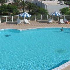 Отель Jasmina Thalassa Hotel Тунис, Мидун - отзывы, цены и фото номеров - забронировать отель Jasmina Thalassa Hotel онлайн бассейн фото 3