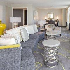 Отель Hyatt Regency Washington on Capitol Hill комната для гостей фото 5