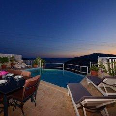 Отель Villa Su бассейн фото 3