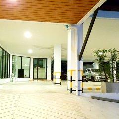 Отель The All 24 Luxury Residence Бангкок интерьер отеля