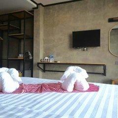 Lanta Chaolay Hostel комната для гостей фото 4