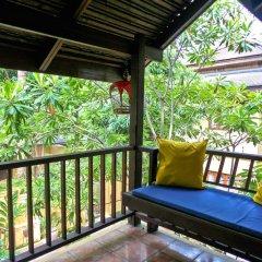 Отель Buri Rasa Village балкон