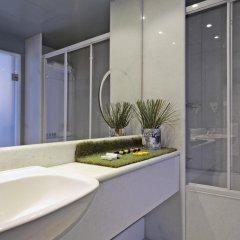 City Hotel Thessaloniki ванная