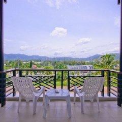 Отель The Par Phuket балкон