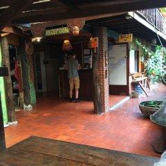 Отель Shanti Lodge Bangkok парковка