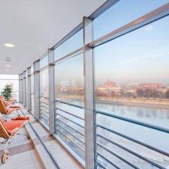 Qubus Hotel Krakow Краков балкон