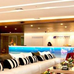 Отель Metro Resort Pratunam Бангкок бассейн