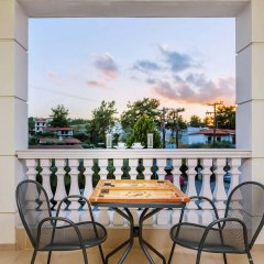 Отель Elinotel Apolamare Hotel Греция, Ханиотис - отзывы, цены и фото номеров - забронировать отель Elinotel Apolamare Hotel онлайн балкон