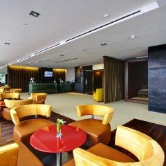 Отель Hilton Reforma Мехико интерьер отеля