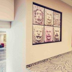 Отель Mercure Gdansk Posejdon Польша, Гданьск - 1 отзыв об отеле, цены и фото номеров - забронировать отель Mercure Gdansk Posejdon онлайн интерьер отеля фото 3
