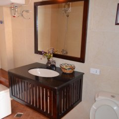 Отель Cat Cat View Вьетнам, Шапа - отзывы, цены и фото номеров - забронировать отель Cat Cat View онлайн ванная