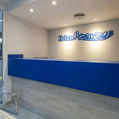 Апартаменты Ibiza Heaven Apartments интерьер отеля