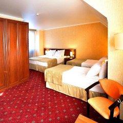 Гостиница Аэроотель Краснодар 3* Стандартный номер с двуспальной кроватью фото 8