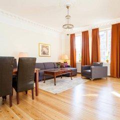 Отель ApartDirect Sveavagen Швеция, Стокгольм - отзывы, цены и фото номеров - забронировать отель ApartDirect Sveavagen онлайн комната для гостей фото 5