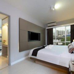 Hotel Amber Sukhumvit 85 Бангкок комната для гостей фото 4