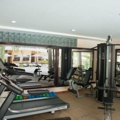 Отель Vinh Hung Riverside Resort & Spa фитнесс-зал фото 4