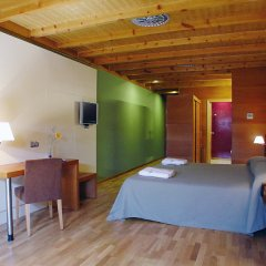 Отель Oca Golf Balneario Augas Santas удобства в номере фото 2