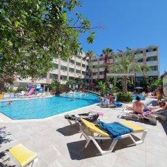 Gazipasa Star Hotel & Apart Сиде бассейн фото 3
