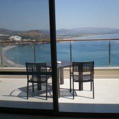 Lindos Blu Luxury Hotel & Suites - Adults Only балкон