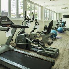 Отель Le Tada Residence Бангкок фитнесс-зал фото 2