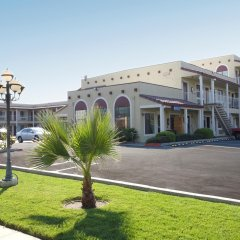 Отель Americas Best Value Inn-Milpitas/Silicon Valley парковка