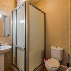 Апартаменты Seashells Self Catering Apartment Буджибба ванная